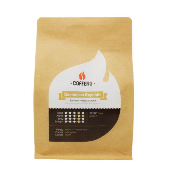"""Прясно изпечено """"Специално Кафе"""" Доминиканска Република, Самир Истейт"""